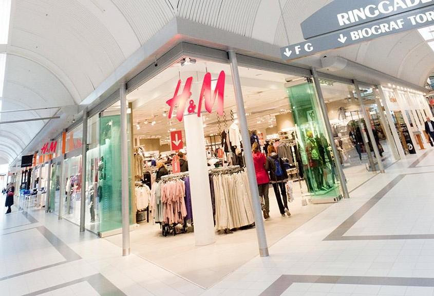 kolding shopping mall